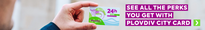 Learn more about Plovdiv City Card