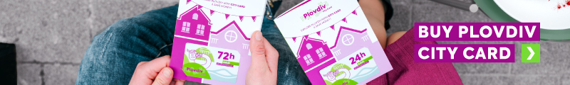 Buy Plovdiv City Card