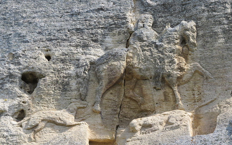 Madara Rider Relief in Bulgaria