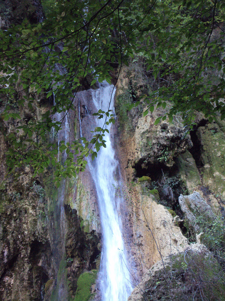 Slivodoslko padalo waterfall, Bulgaria