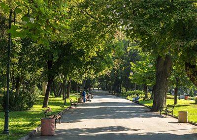 Цар Симеоновата градина в Пловдив