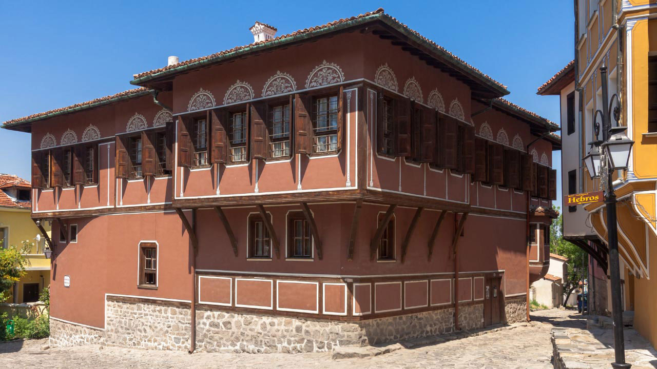 Balabanov's House in Plovdiv