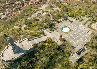 Хълм Бунарджик в Пловдив