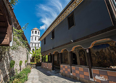 Church of St. St. Constantine and Elena in Plovdiv