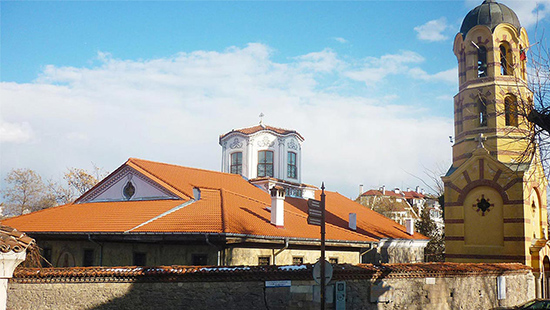 Saint Nedelya Church in Plovdiv