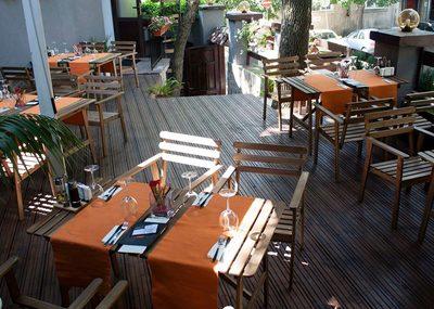 Restaurant Gluharcheto plovdiv