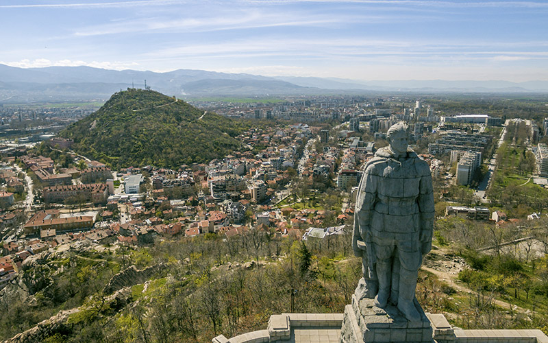 Plovdiv Hills