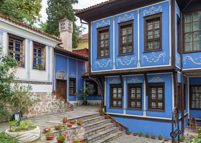 Stepan Hindlyan's House in Plovdiv