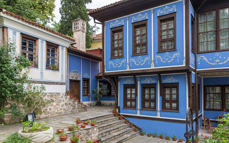 House of Hindliyan in Plovdiv