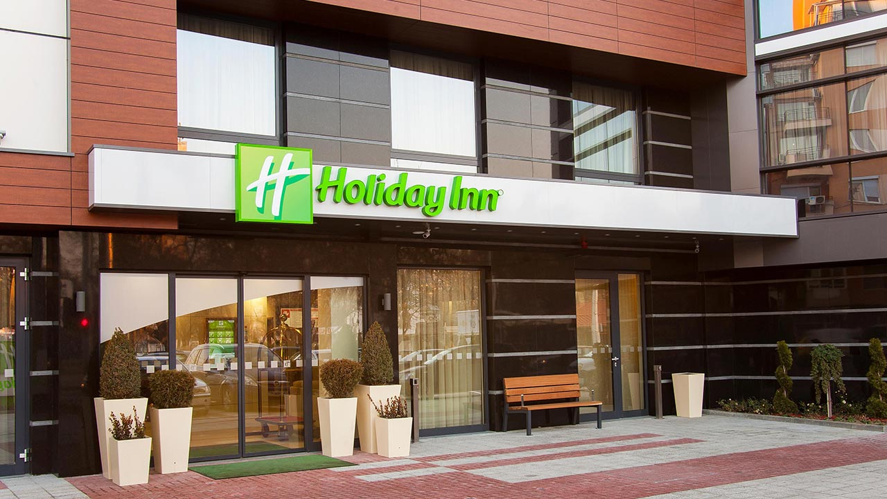 Hotel Holiday Inn Plovdiv
