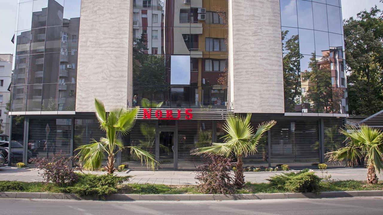 Хотел Noris Пловдив