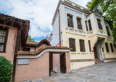 House of Distillation in Plovdiv