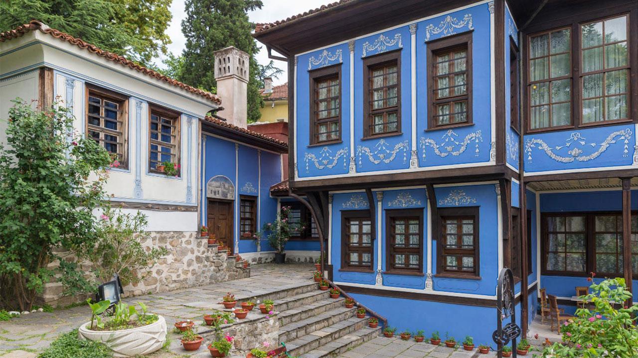 Къщата на Степан Хиндлиян, Пловдив