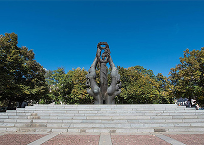 Monument of Unification in Plovdiv