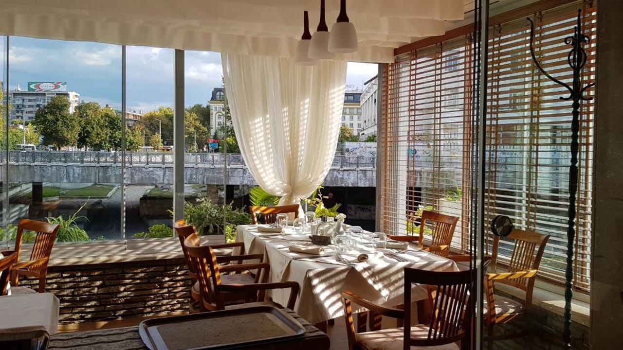 Ресторант Одеон Пловдив