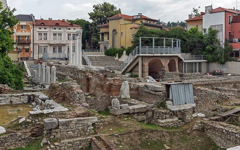 Plovdiv, Roman Odeon