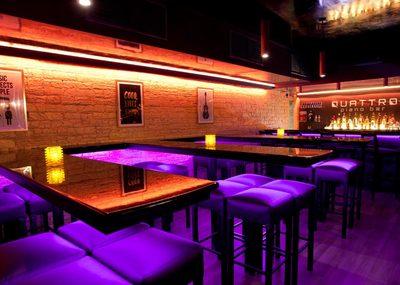 Пиано бар Quattro Пловдив