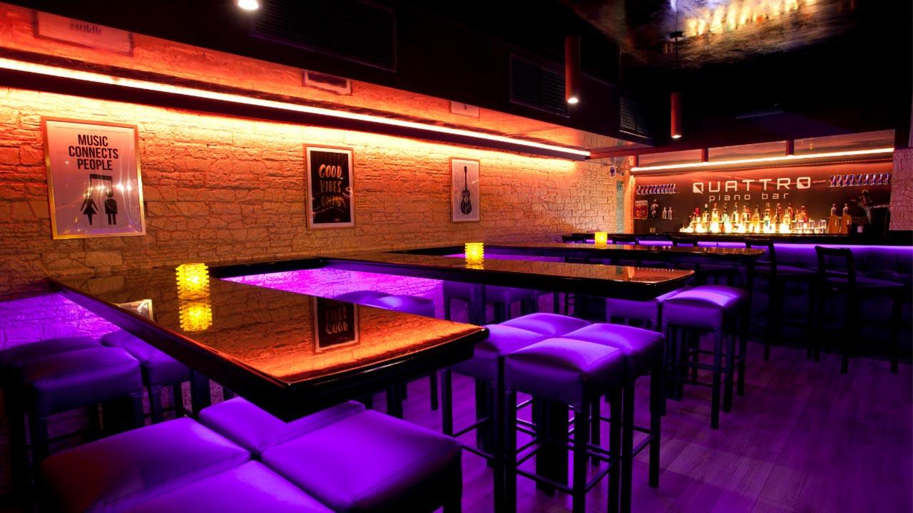 Quattro Piano Bar Plovdiv