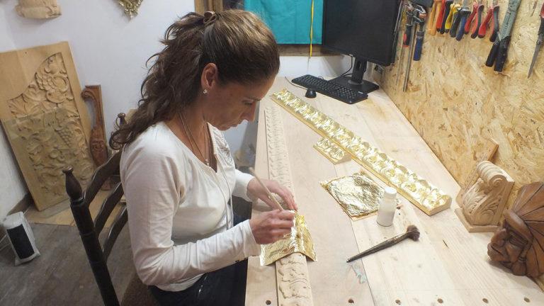 Resbara Woodcarver Atelier Plovdiv