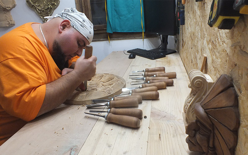 Resbara Woodcarver Workshop, Plovdiv