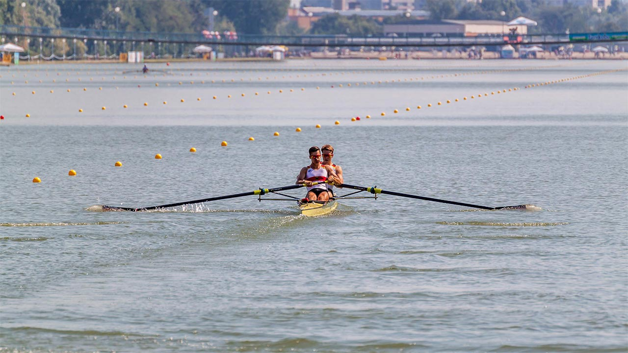 The Rowing Channel in Plovdiv