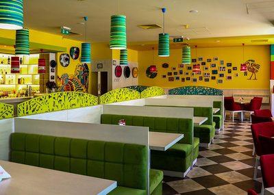 Mexican Restaurant Sombrero 2 Plovdiv