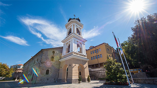 The Holy Assumption Cathedral Plovdiv