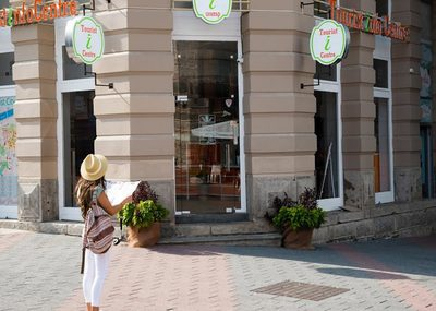 Туристически Информационен Център Пловдив