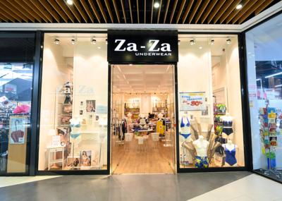 Za-Za Underwear - Markovo Tepe Mall In Plovdiv