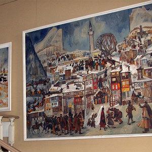 Zlatyu Boyadzhiev Gallery in Plovdiv
