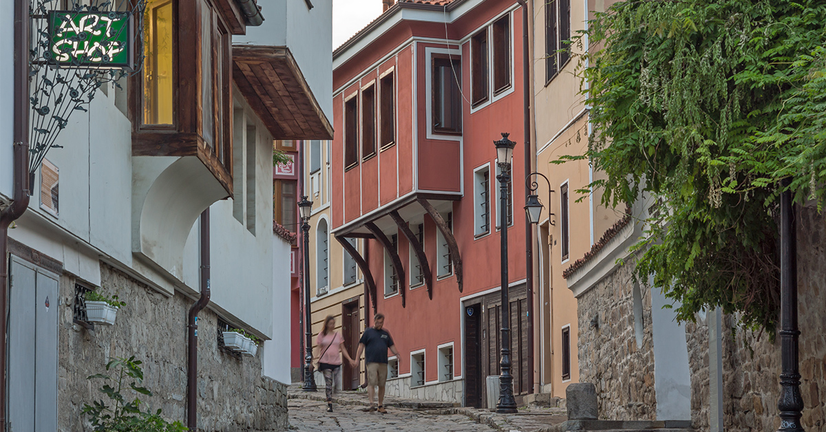 A Quick Itinerary Around The Old Town Of Plovdiv