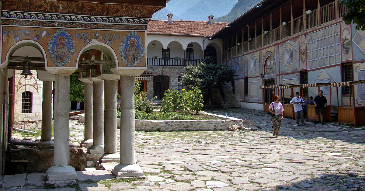 Proof That Bulgarian Monasteries Are The Most Beautiful In The World