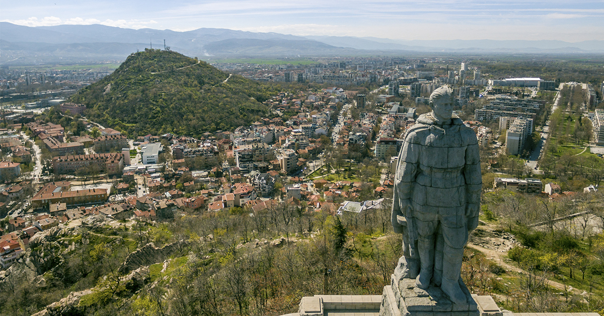 The Best Viewpoints In Plovdiv: 5 Spots For Amazing Selfies