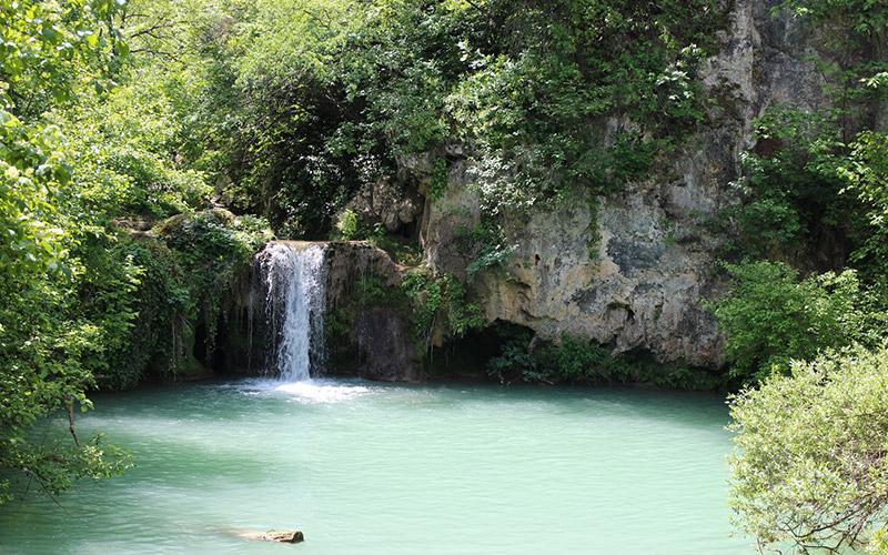 Hotnishki Waterfalls, Bulgaria