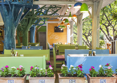 Ресторант Central Park Пловдив