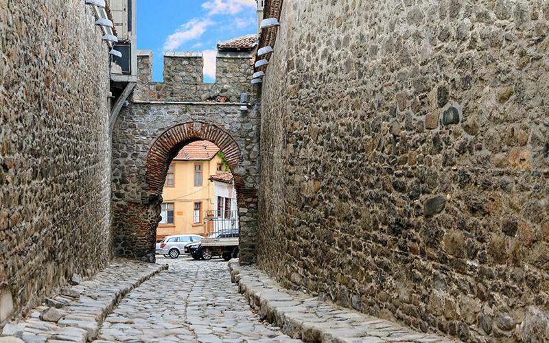 Hisar Kapiya, Plovdiv