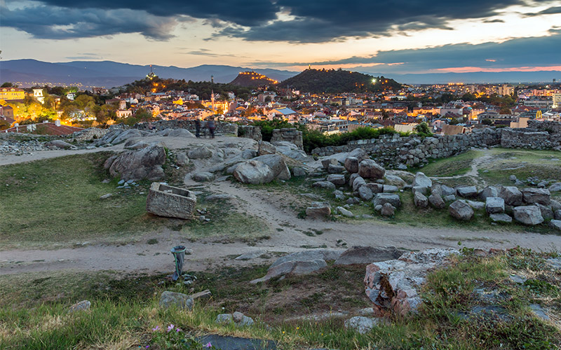Nebet Tepe, Plovdiv