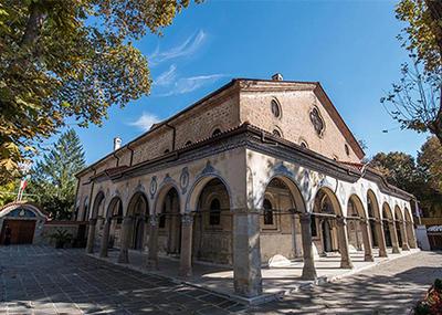 Църквата Св. Марина в Пловдив