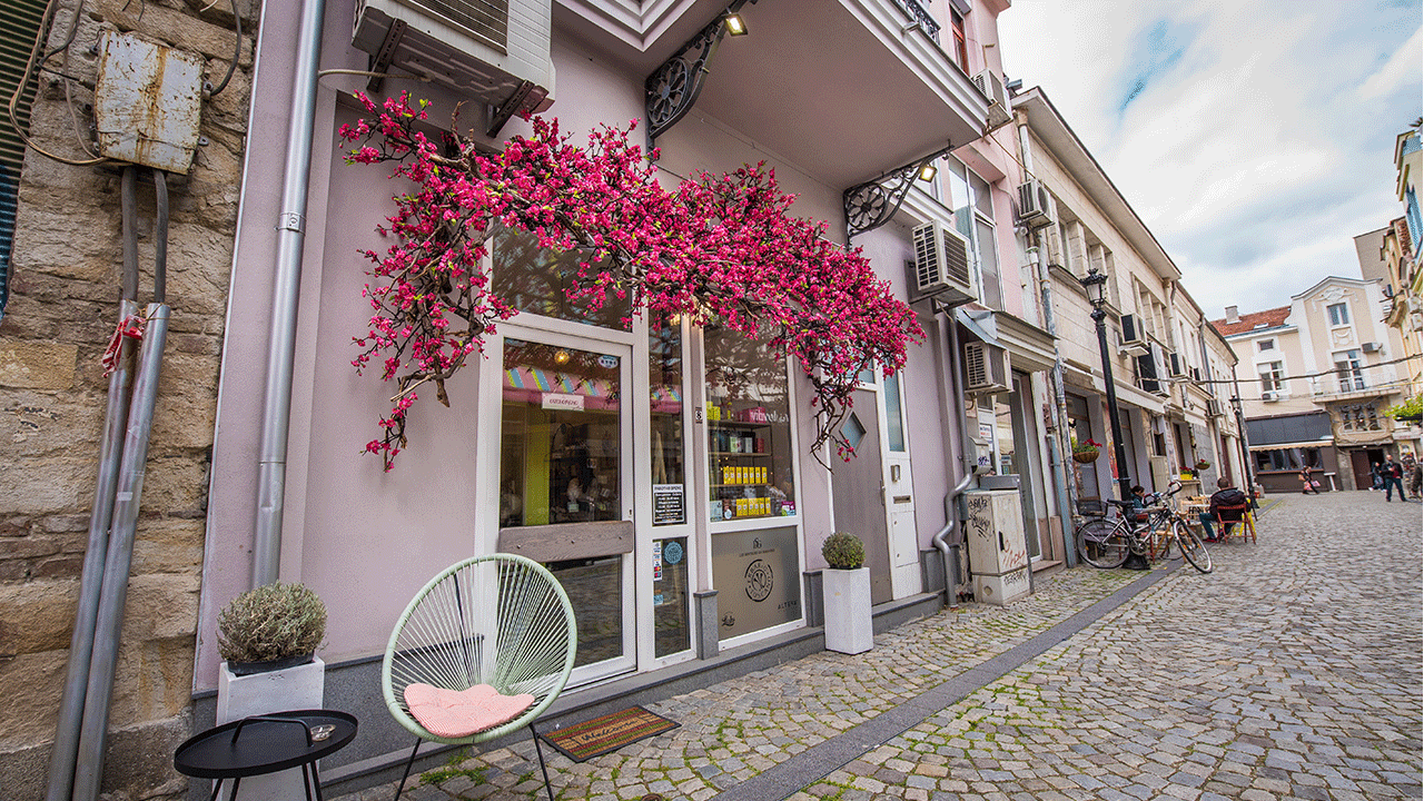 Natural Cosmetics Shop Vishna in Plovdiv