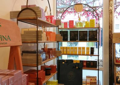 Natural Cosmetics Shop Vishna