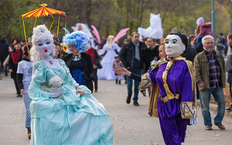 Ayliak Parade in Plovdiv
