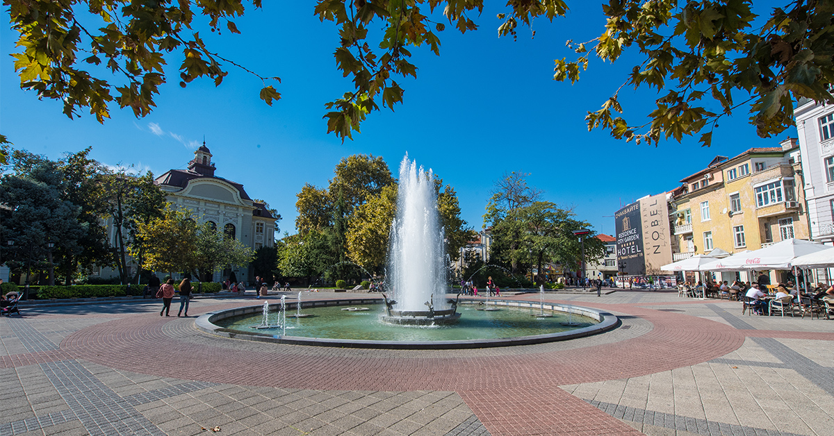 Explore Plovdiv Like A Local: Part 1