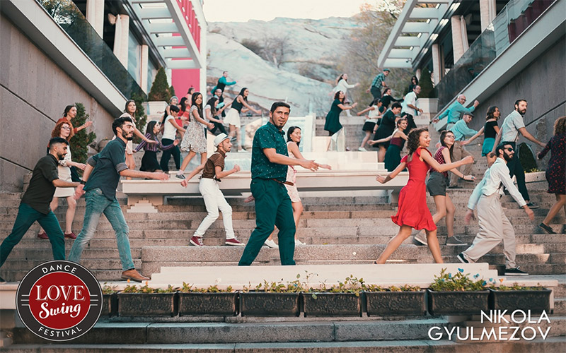 Love swing dance festival Plovdiv