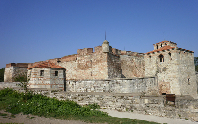 Baba Vida Fortress, Bulgaria
