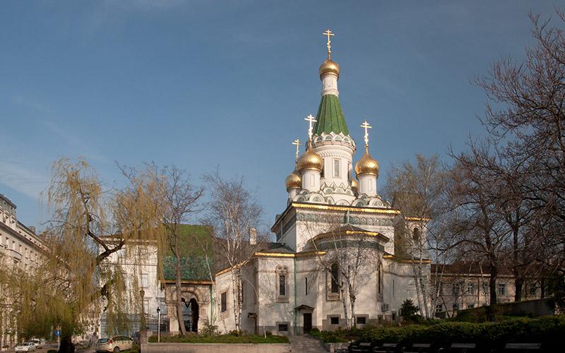 Russian Church, Bulgaria
