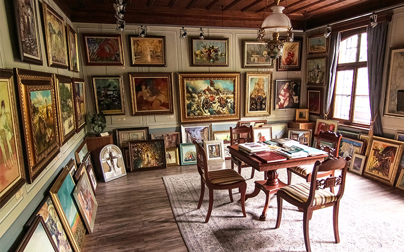 Арт галерия - Музей Филипополис