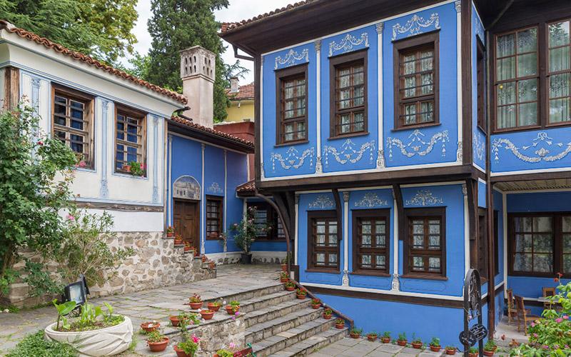 Къщата на Степан Хиндлиян