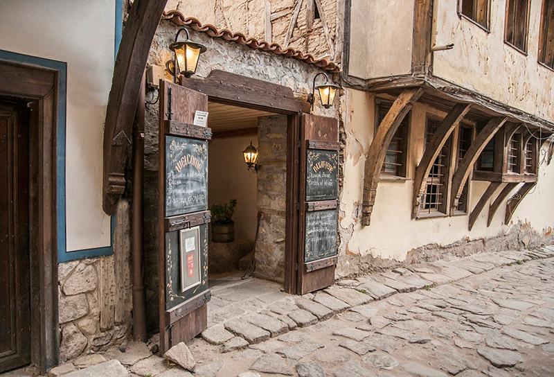 Rahat Tepe Restaurant, Plovdiv