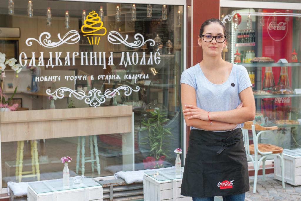 Sladkarnitsa Molle, Plovdiv