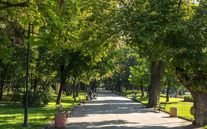 Tsar Simeon Garden, Plovdiv